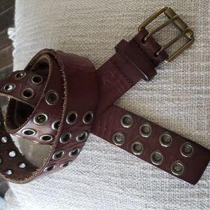 American Eagle belt